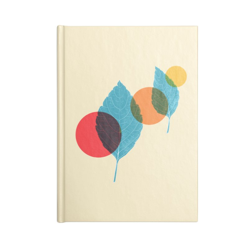 far away Accessories Notebook by sustici's Artist Shop