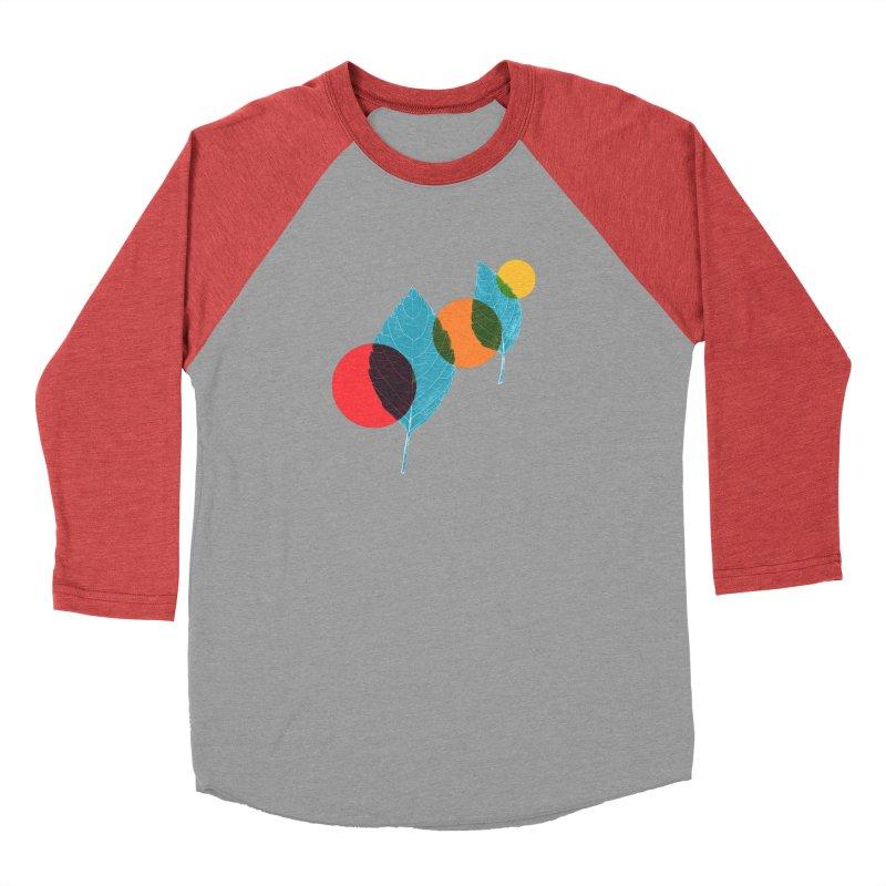 far away Women's Baseball Triblend T-Shirt by sustici's Artist Shop