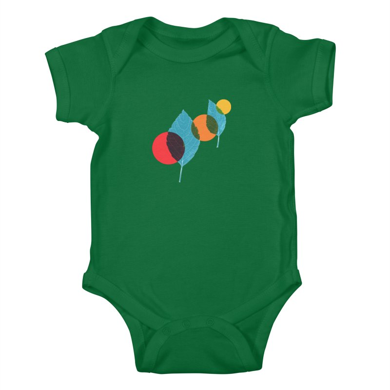 far away Kids Baby Bodysuit by sustici's Artist Shop