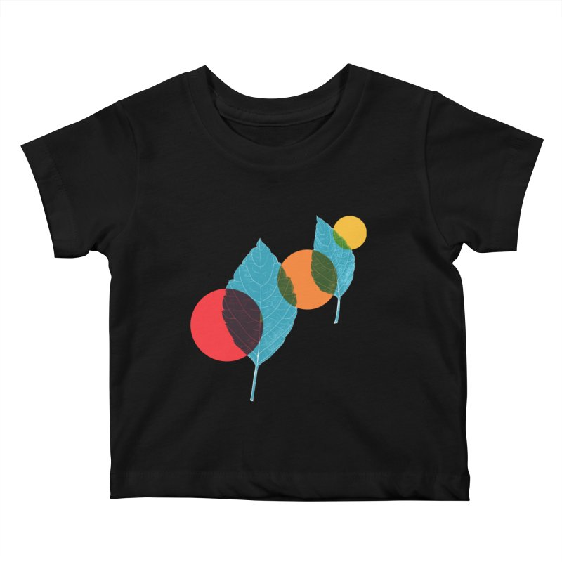 far away Kids Baby T-Shirt by sustici's Artist Shop