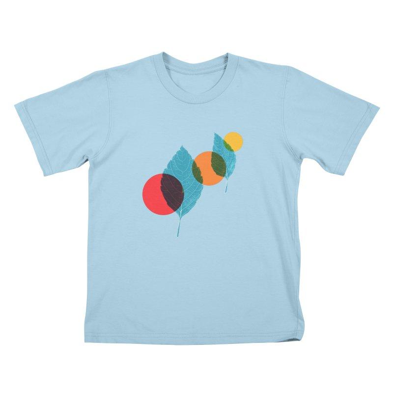 far away Kids T-Shirt by sustici's Artist Shop