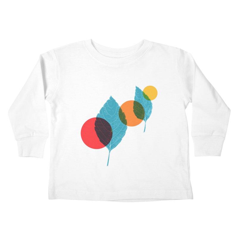 far away Kids Toddler Longsleeve T-Shirt by sustici's Artist Shop