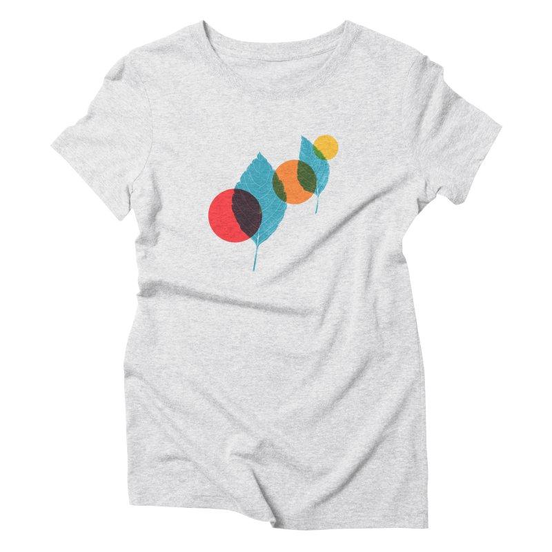 far away Women's Triblend T-Shirt by sustici's Artist Shop