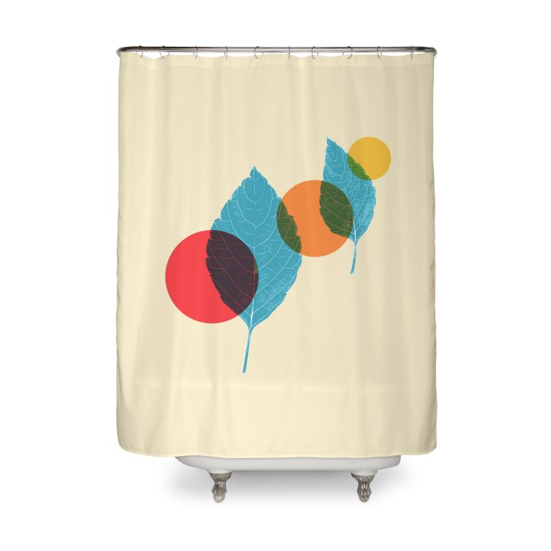 far away Home Shower Curtain by sustici's Artist Shop