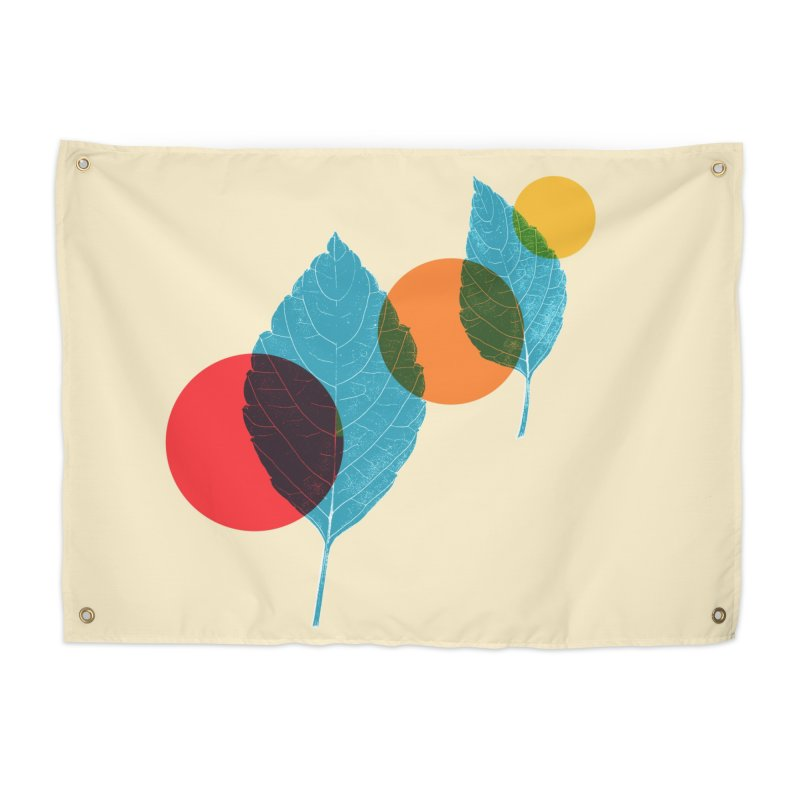 far away Home Tapestry by sustici's Artist Shop