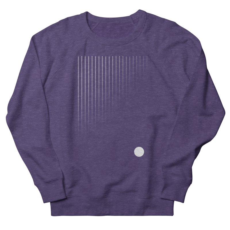 hail Women's French Terry Sweatshirt by sustici's Artist Shop