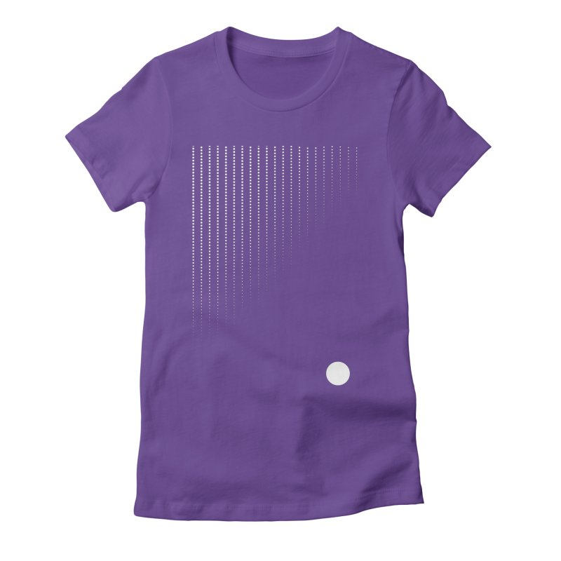 hail Women's Fitted T-Shirt by sustici's Artist Shop