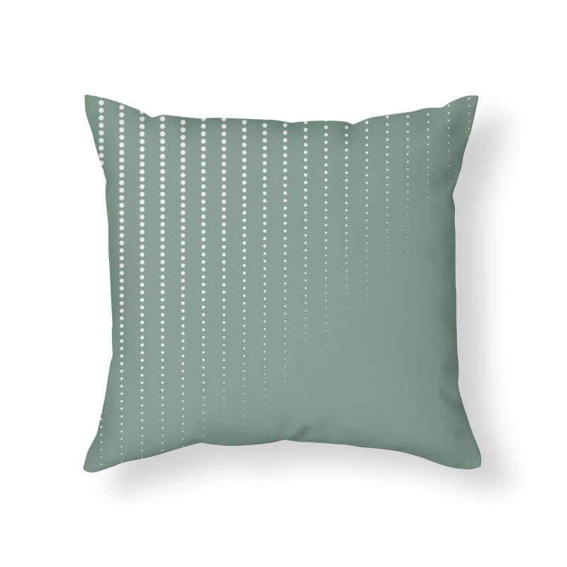 hail Home Throw Pillow by sustici's Artist Shop