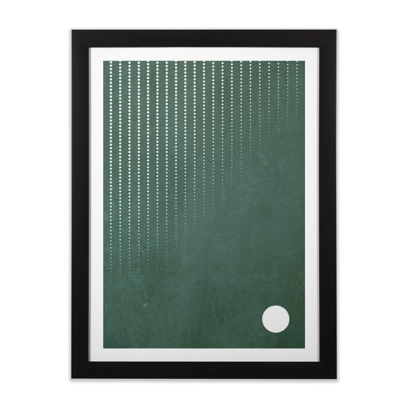 hail Home Framed Fine Art Print by sustici's Artist Shop