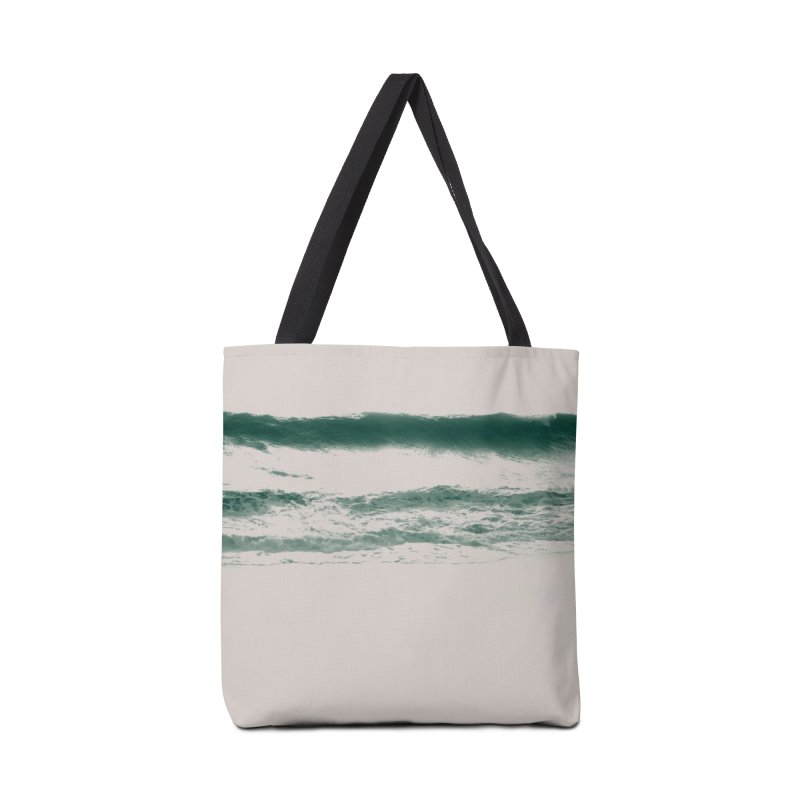 white noise Accessories Tote Bag Bag by sustici's Artist Shop