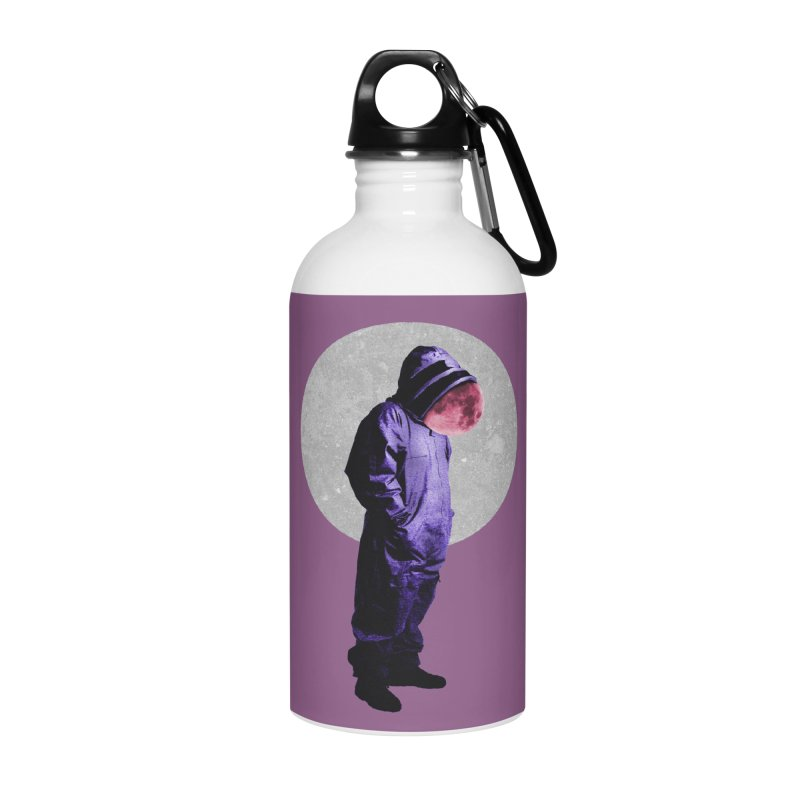 ULTRA V018 Accessories Water Bottle by sustici's Artist Shop