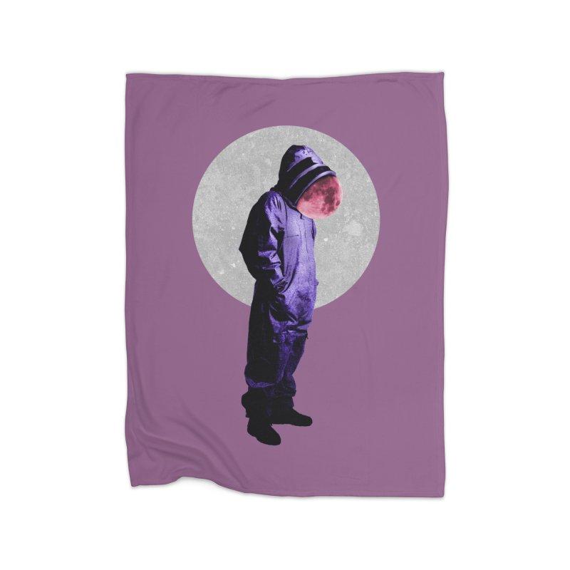ULTRA V018 Home Fleece Blanket Blanket by sustici's Artist Shop