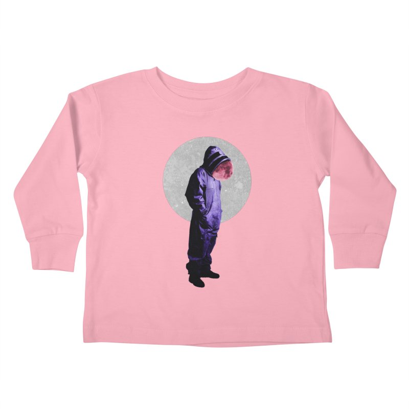 ULTRA V018 Kids Toddler Longsleeve T-Shirt by sustici's Artist Shop