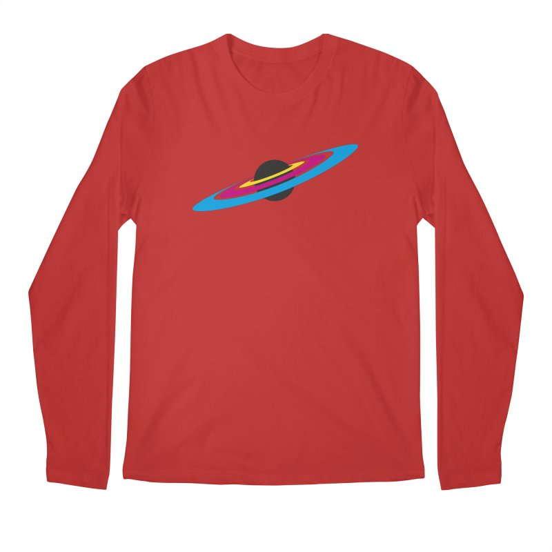 CMYK planet Men's Longsleeve T-Shirt by sustici's Artist Shop