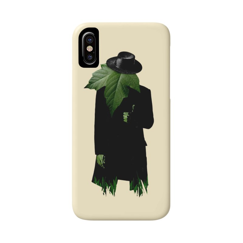 Mr. Greenthumb! Accessories Phone Case by sustici's Artist Shop