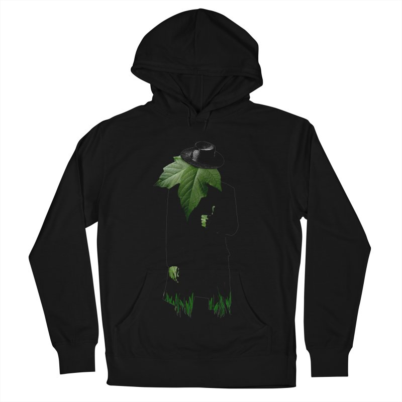 Mr. Greenthumb! Men's Pullover Hoody by sustici's Artist Shop