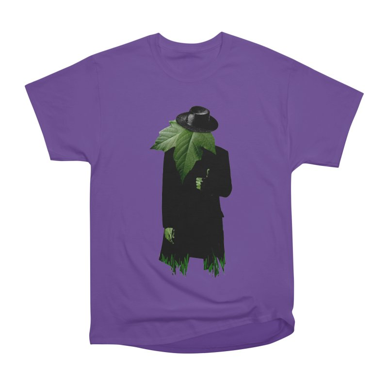 Mr. Greenthumb! Women's Classic Unisex T-Shirt by sustici's Artist Shop