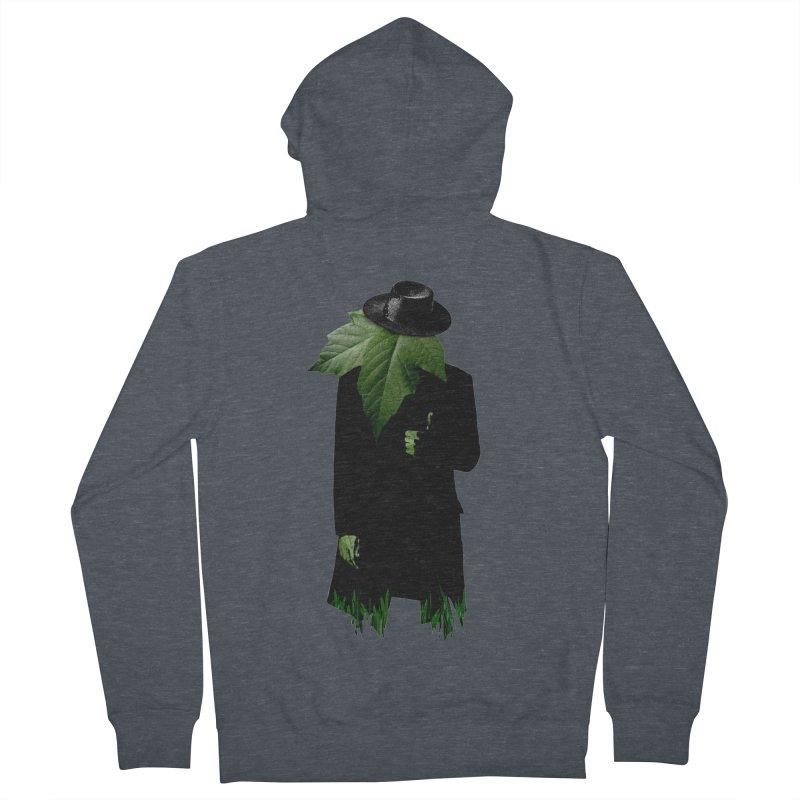 Mr. Greenthumb! Women's Zip-Up Hoody by sustici's Artist Shop
