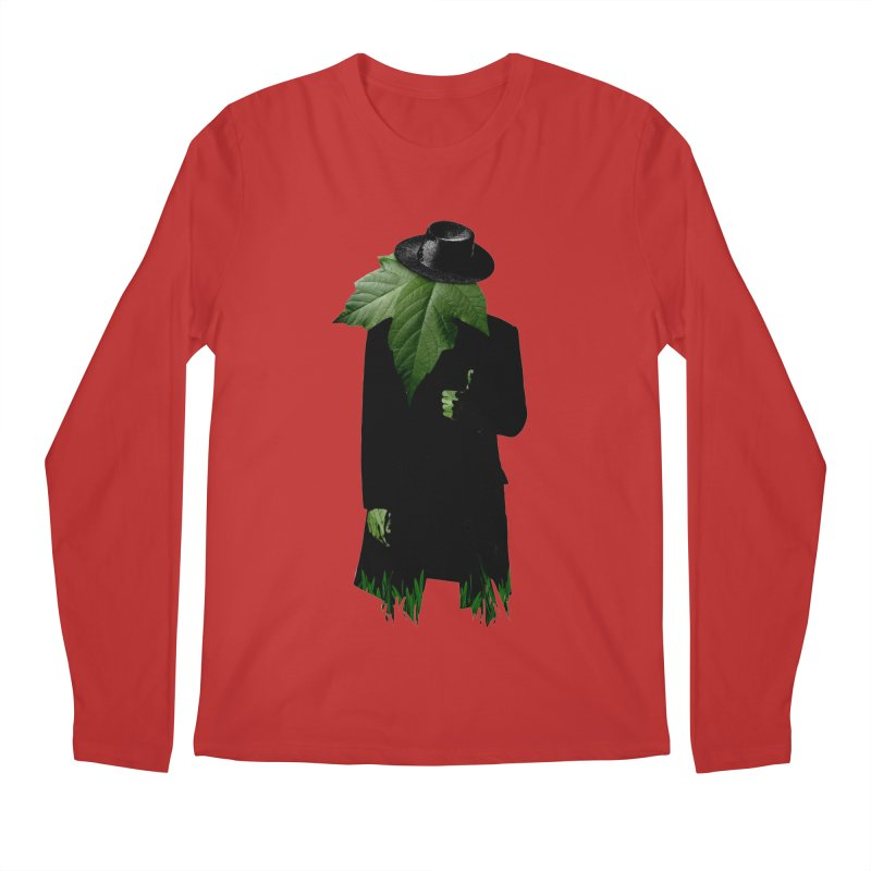 Mr. Greenthumb! Men's Longsleeve T-Shirt by sustici's Artist Shop