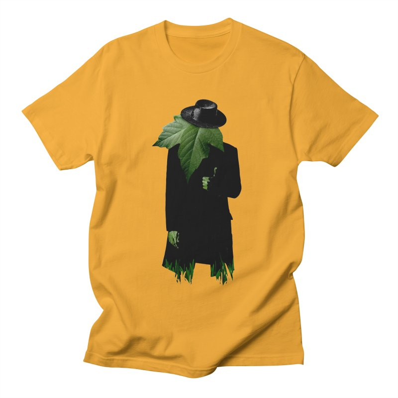 Mr. Greenthumb! Women's Unisex T-Shirt by sustici's Artist Shop