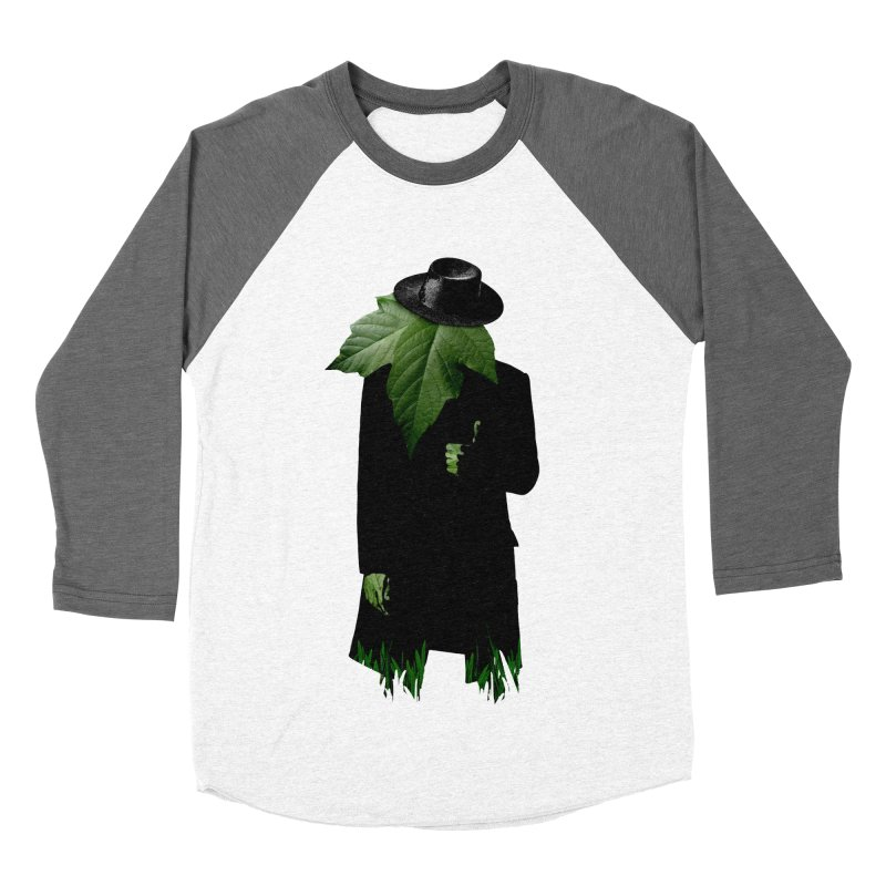 Mr. Greenthumb! Women's Baseball Triblend Longsleeve T-Shirt by sustici's Artist Shop