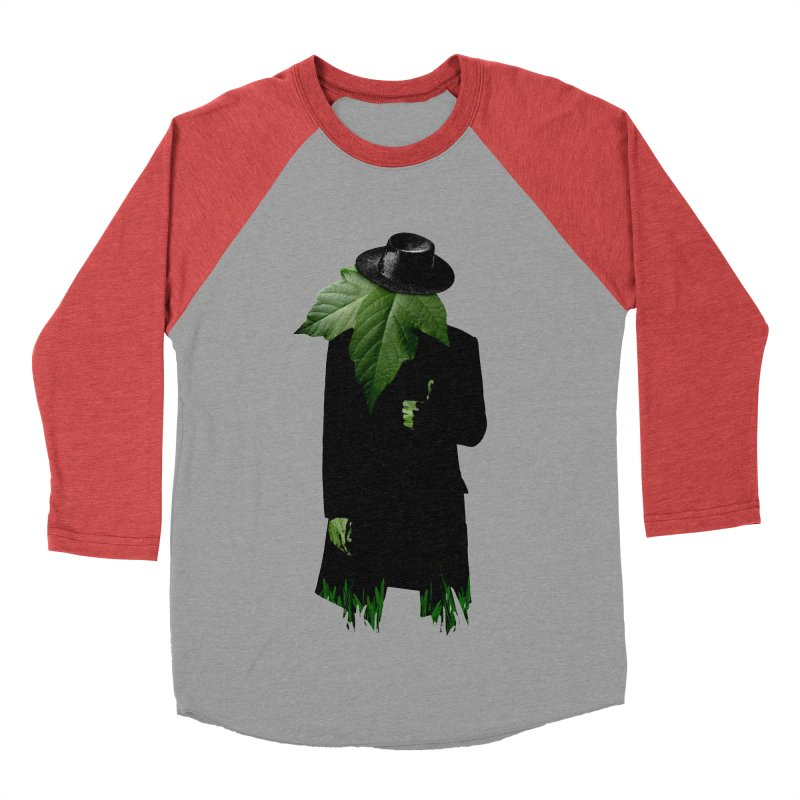 Mr. Greenthumb! Women's Baseball Triblend T-Shirt by sustici's Artist Shop
