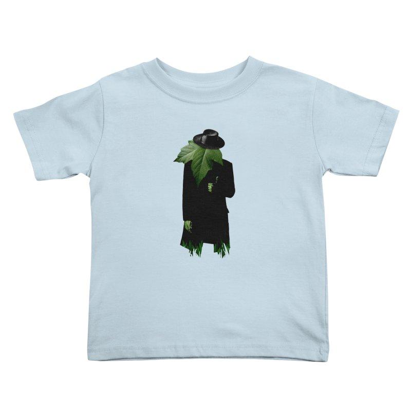 Mr. Greenthumb! Kids Toddler T-Shirt by sustici's Artist Shop