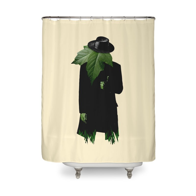 Mr. Greenthumb! Home Shower Curtain by sustici's Artist Shop