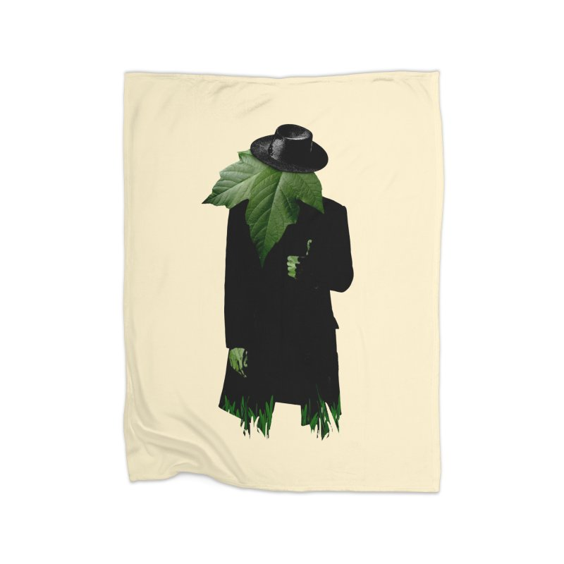 Mr. Greenthumb! Home Blanket by sustici's Artist Shop