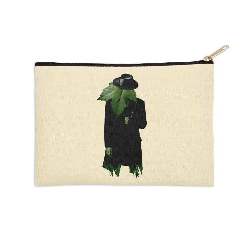 Mr. Greenthumb! Accessories Zip Pouch by sustici's Artist Shop