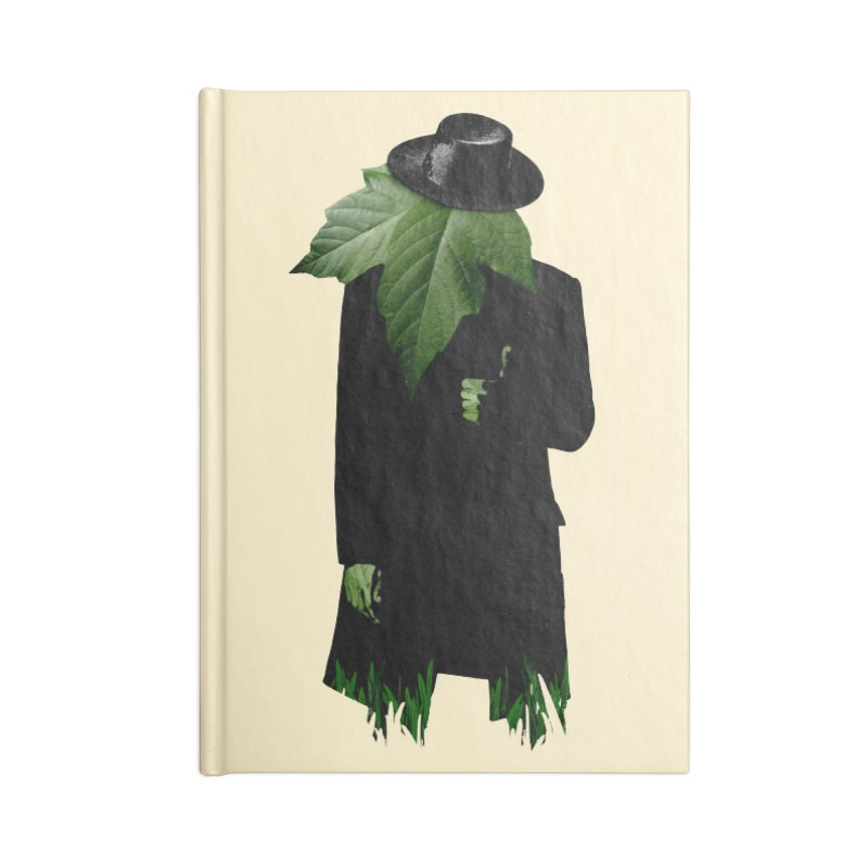 Mr. Greenthumb! Accessories Notebook by sustici's Artist Shop