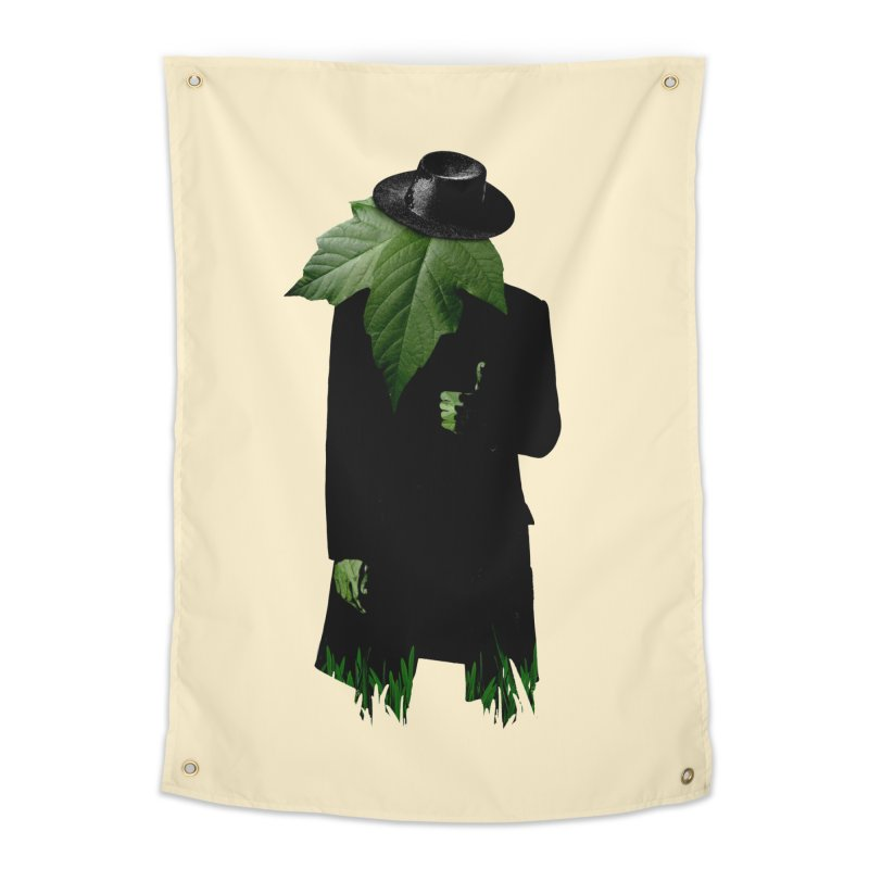Mr. Greenthumb! Home Tapestry by sustici's Artist Shop