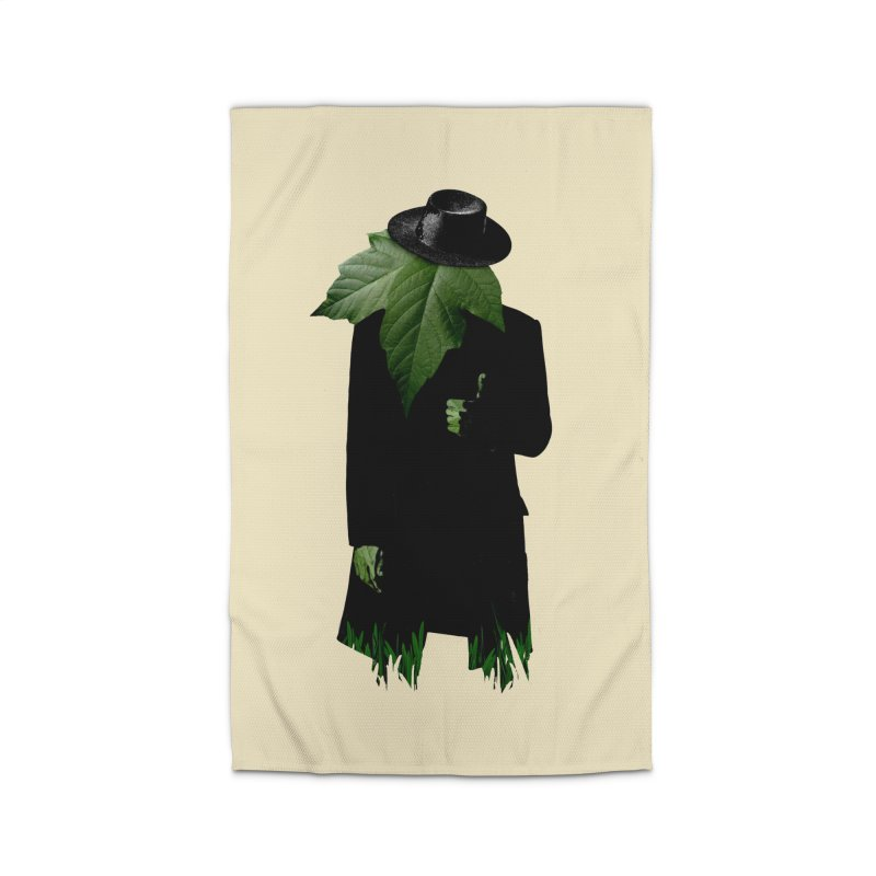 Mr. Greenthumb! Home Rug by sustici's Artist Shop