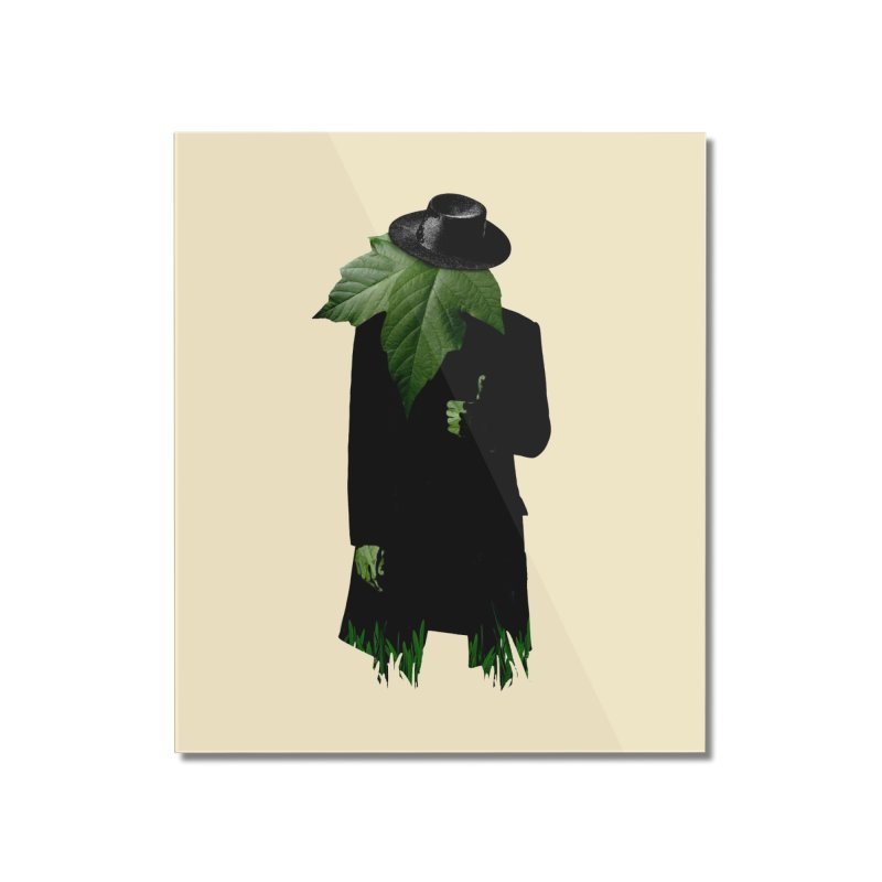 Mr. Greenthumb! Home Mounted Acrylic Print by sustici's Artist Shop