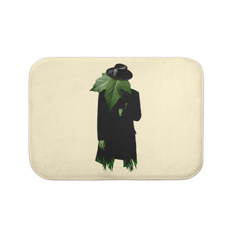 Mr. Greenthumb! Home Bath Mat by sustici's Artist Shop