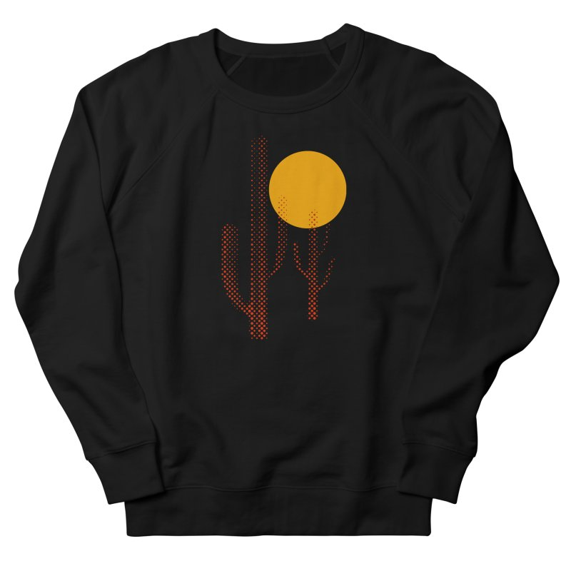 red hot chili cactus Men's Sweatshirt by sustici's Artist Shop