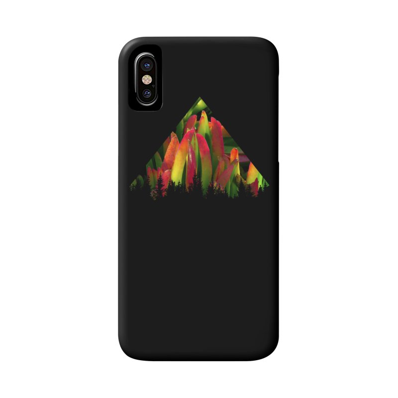 Succulent Pyramid Accessories Phone Case by sustici's Artist Shop