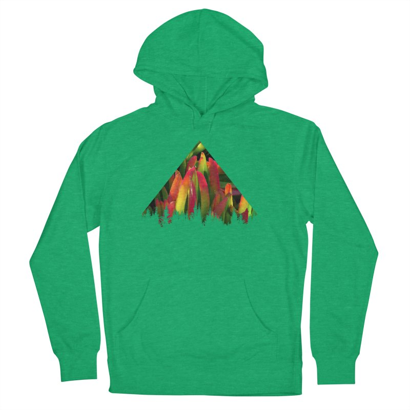 Succulent Pyramid Men's Pullover Hoody by sustici's Artist Shop