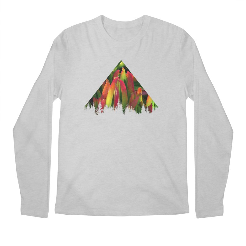 Succulent Pyramid Men's Longsleeve T-Shirt by sustici's Artist Shop