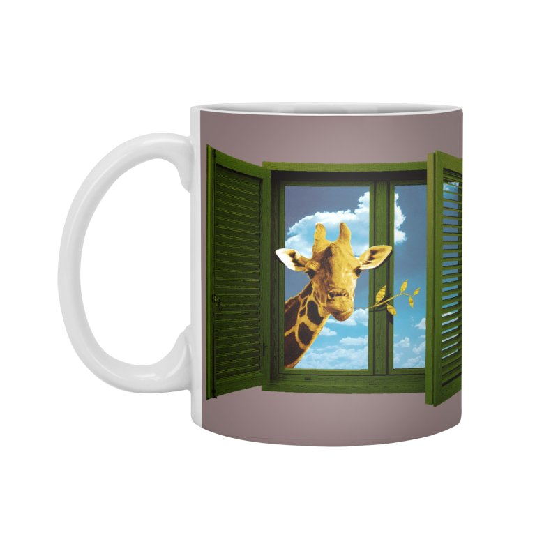 Good Morning! Accessories Standard Mug by sustici's Artist Shop
