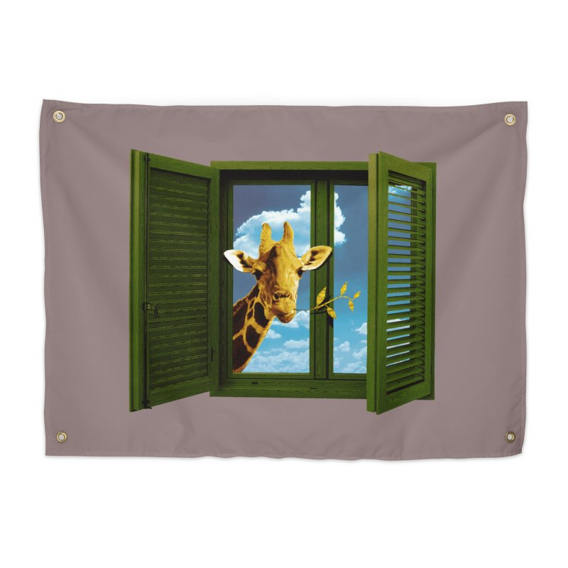 Good Morning! Home Tapestry by sustici's Artist Shop