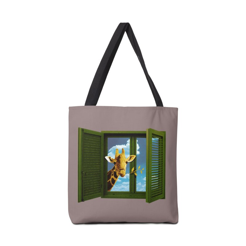 Good Morning! Accessories Tote Bag Bag by sustici's Artist Shop