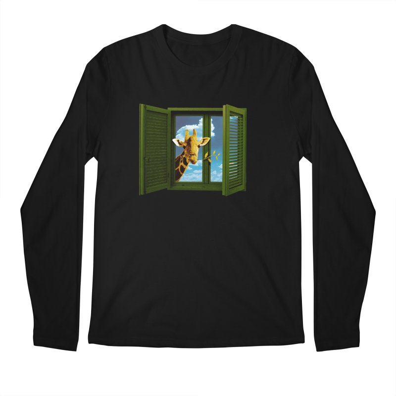 Good Morning! Men's Longsleeve T-Shirt by sustici's Artist Shop