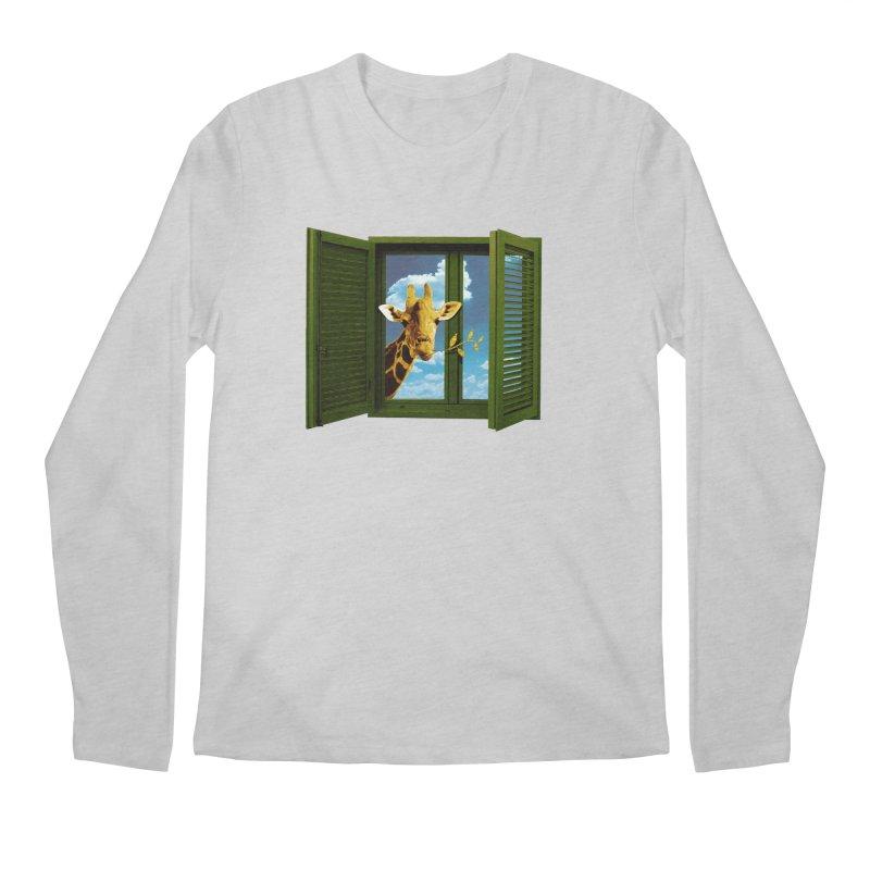 Good Morning! Men's Regular Longsleeve T-Shirt by sustici's Artist Shop