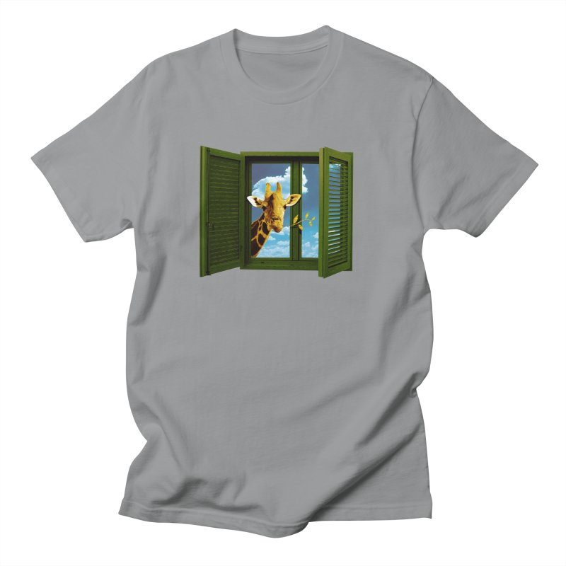 Good Morning! Men's Regular T-Shirt by sustici's Artist Shop