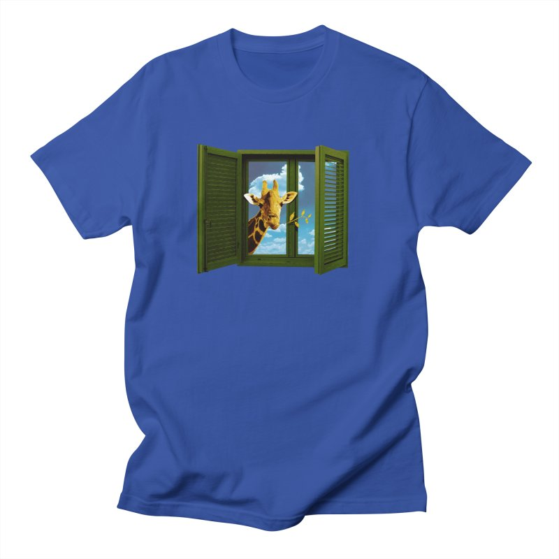 Good Morning! Women's Unisex T-Shirt by sustici's Artist Shop