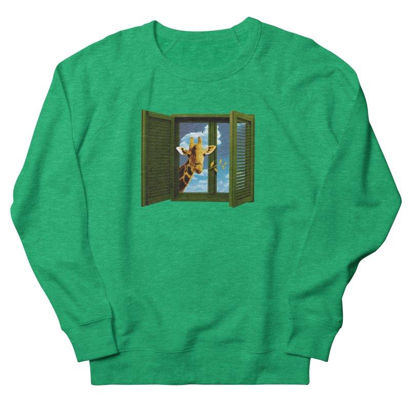 Good Morning! Women's Sweatshirt by sustici's Artist Shop