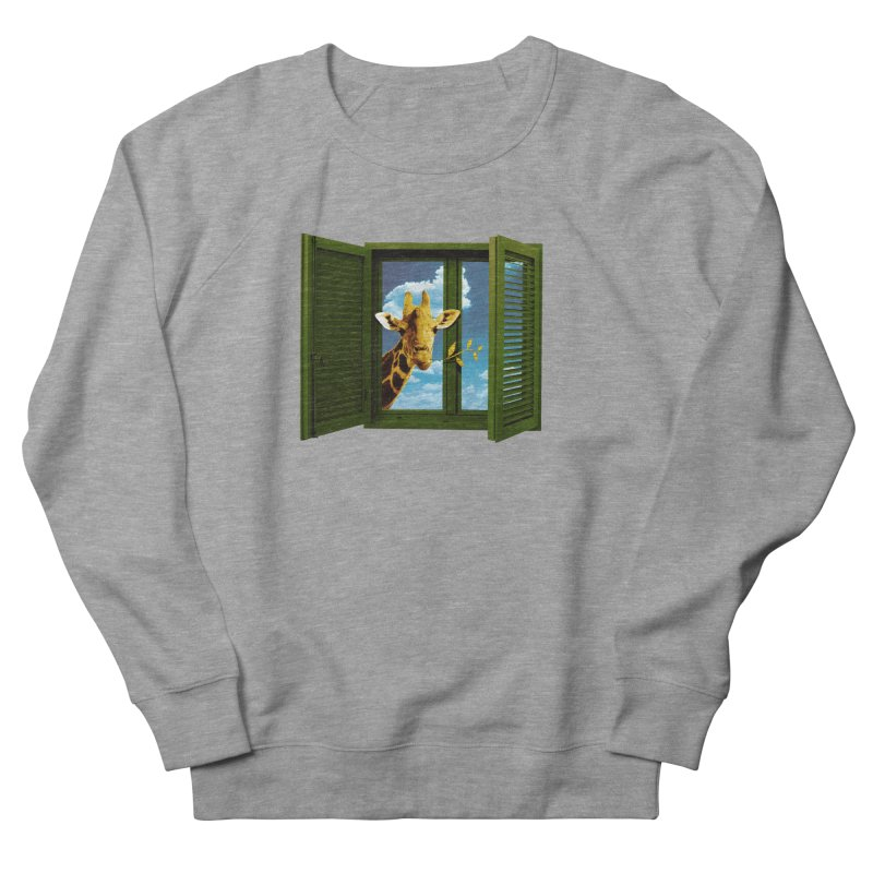 Good Morning! Women's French Terry Sweatshirt by sustici's Artist Shop