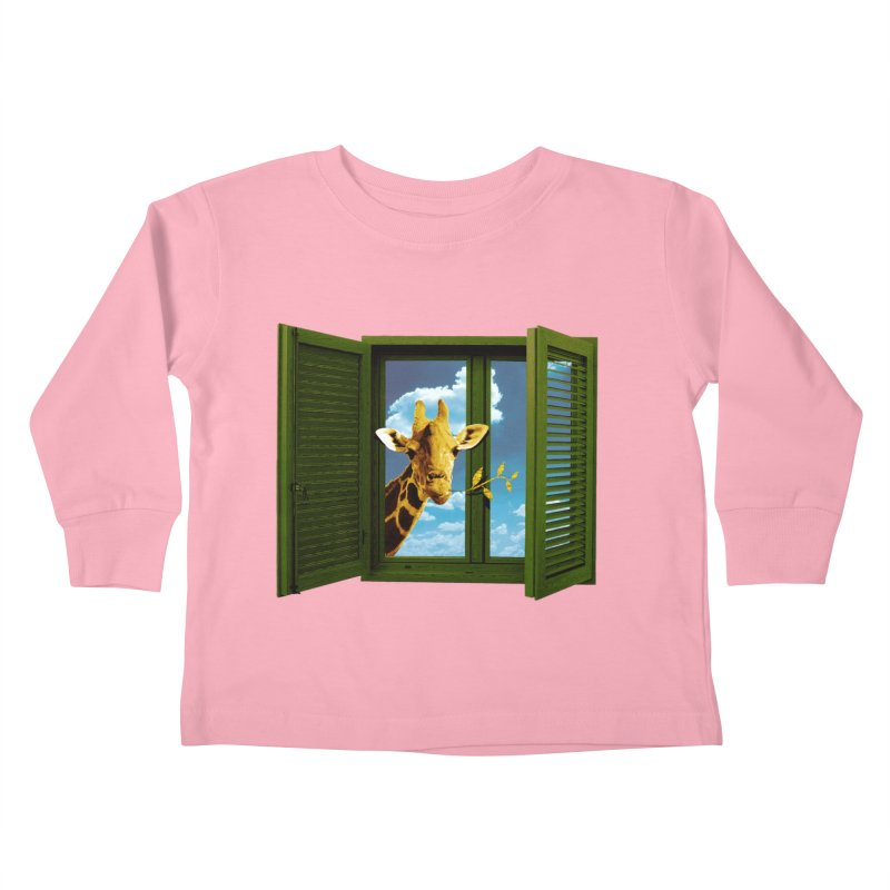 Good Morning! Kids Toddler Longsleeve T-Shirt by sustici's Artist Shop