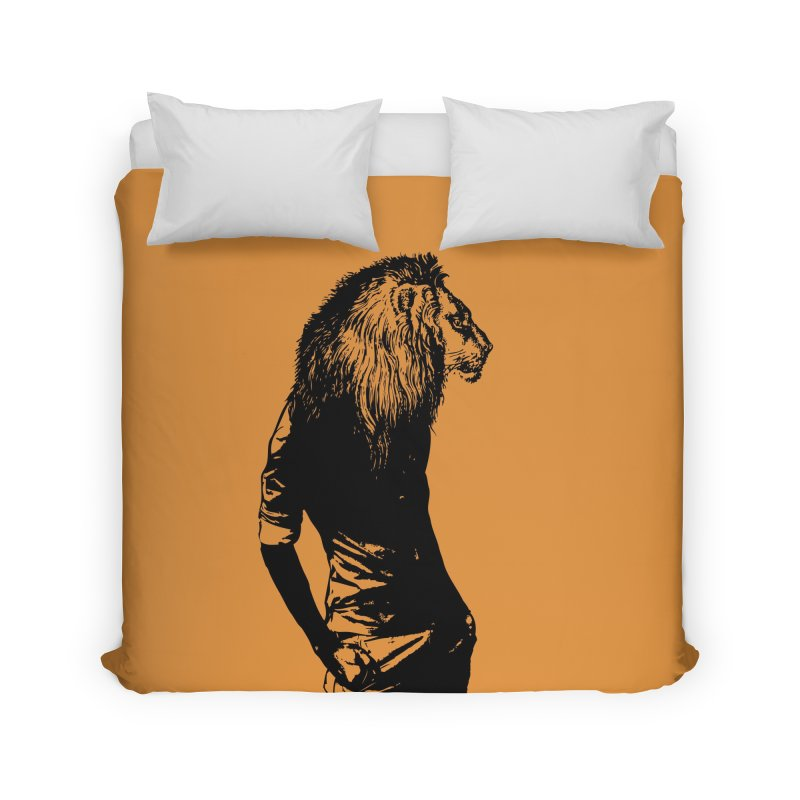 EVERY MORNING IN AFRICA, A GAZELLE WAKES UP Home Duvet by sustici's Artist Shop